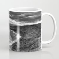 hawaii Mugs featuring Hawaii by Green Skye