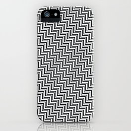 op art - stairs iPhone Case