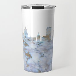 Buffalo New York Skyline Travel Mug