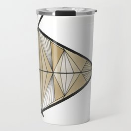 Tethered Travel Mug