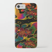 trippy iPhone & iPod Cases featuring Trippy by Amanda Moore