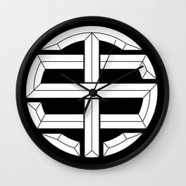 TS Logo Wall Clock