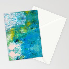 C Foam Crashes Stationery Cards