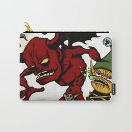 Demon and Dwarf Color Carry-All Pouch