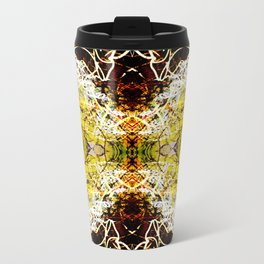 Chaos Tree Kaleidoscope 1 Travel Mug