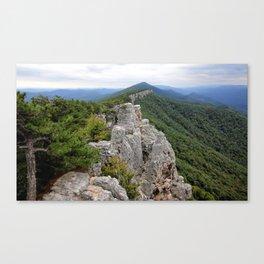 North Fork Trail 1 Canvas Print