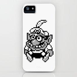 Wario 2 iPhone Case