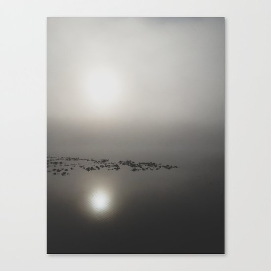 Lake Leo Canvas Print