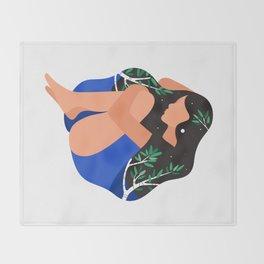 Litha Throw Blanket
