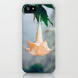 Hanging Flower iPhone Case
