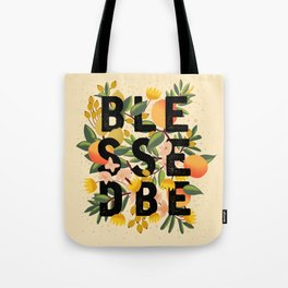 BLESSED BE LIGHT Tote Bag