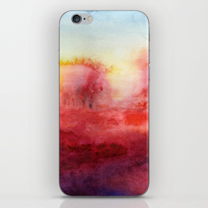 Where I End And You Begin iPhone Skin