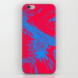 Fire and Ice iPhone Skin