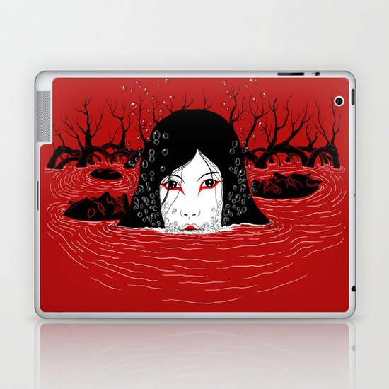 Oni Laptop & iPad Skin