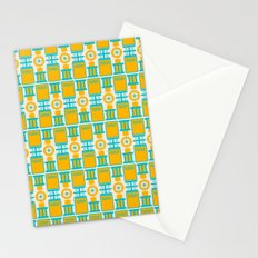 Summer geometry Stationery Cards