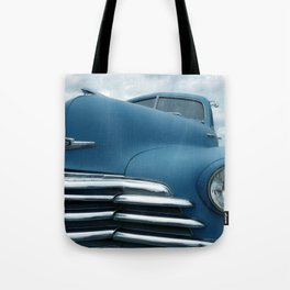 Moody Blue Tote Bag