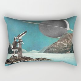 The Astronomer Rectangular Pillow