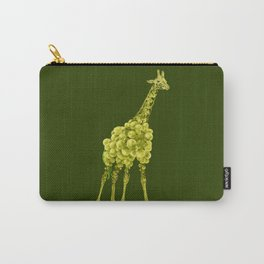 Gg - Girappe // Half Giraffe, Half Grape Carry-All Pouch