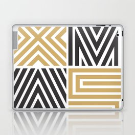 Xmas Typo #society6 #decor #buyart Laptop & iPad Skin
