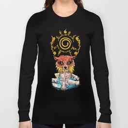Naruto Abstract Long Sleeve T-shirt