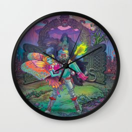 Enter The Dream Sequence - The Lone Gate Wall Clock