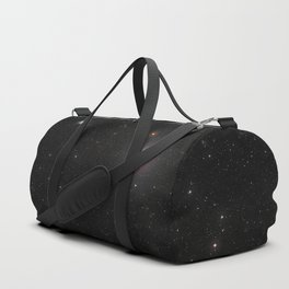 Endless space loop Duffle Bag