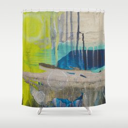 just so you know Shower Curtain