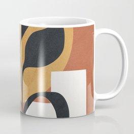 Abstract Plant Art Coffee Mug