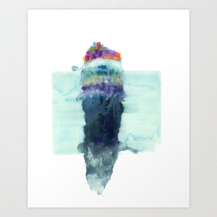 City #20: Frandoo Art Print