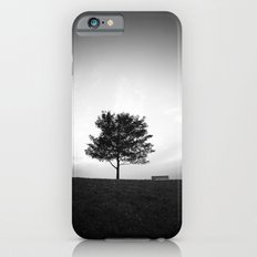 Tree and Bench Slim Case iPhone 6s