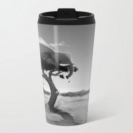 Scaredy Elephant Metal Travel Mug