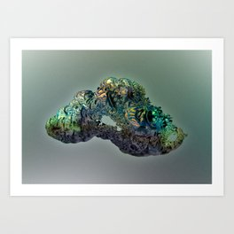 Life On Other Planets [Version 08] Art Print