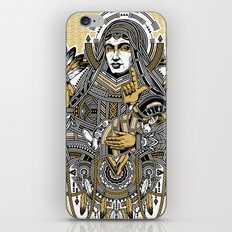 mother of punk iPhone & iPod Skin