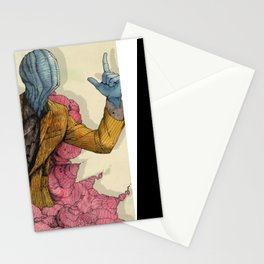Infected 2016 Stationery Cards