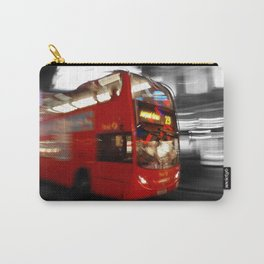 red bus Carry-All Pouch