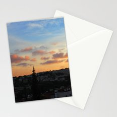 Jerusalem of Light Stationery Cards