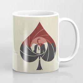 Casino Royale Minimalist Coffee Mug