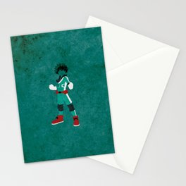 Deku Stationery Cards