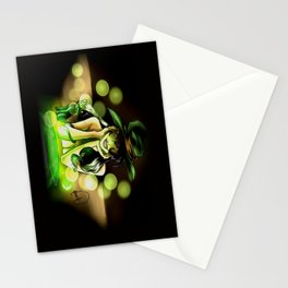 Witch Pinup Stationery Cards