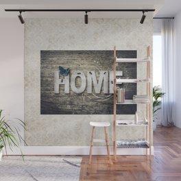 Home Sweet Home 3 Wall Mural