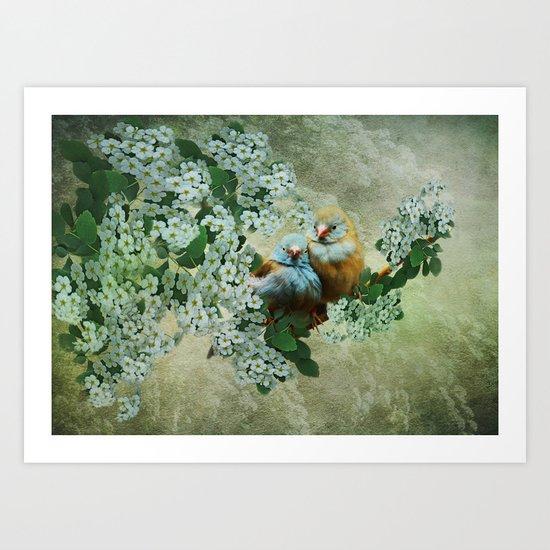 Cordon Bleu Love Art Print