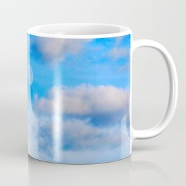 """Fort Tilden Moon"" August 2019 Coffee Mug"