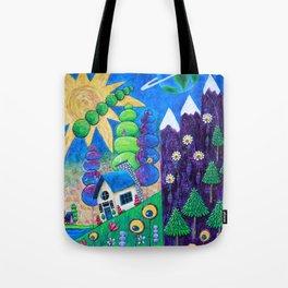 Arcadia Tote Bag