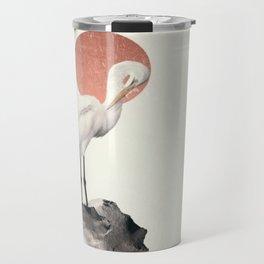 White Wings Travel Mug