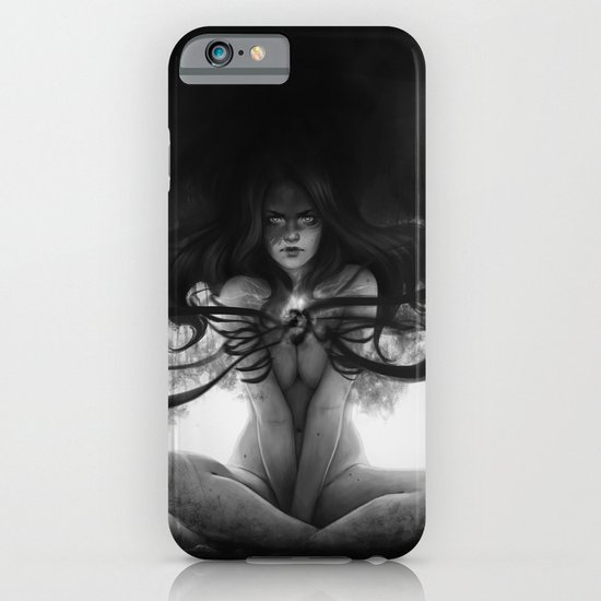 Light in the night iPhone & iPod Case