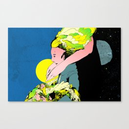 Tengo Canvas Print