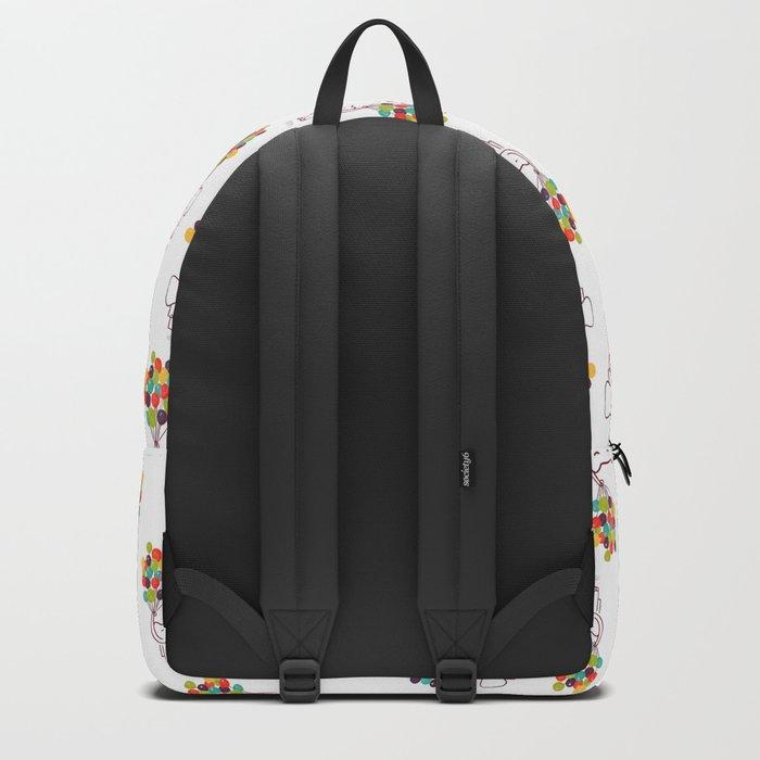Flying Elephant Backpack