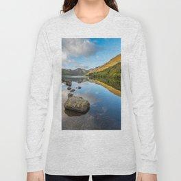 Crafnant Lake Snowdonia Long Sleeve T-shirt