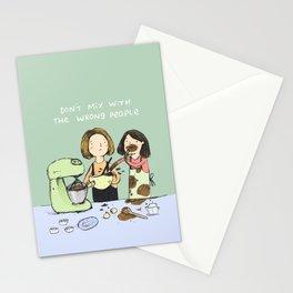 Baking Advice Stationery Cards