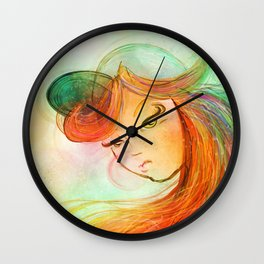 JuneBug Wall Clock